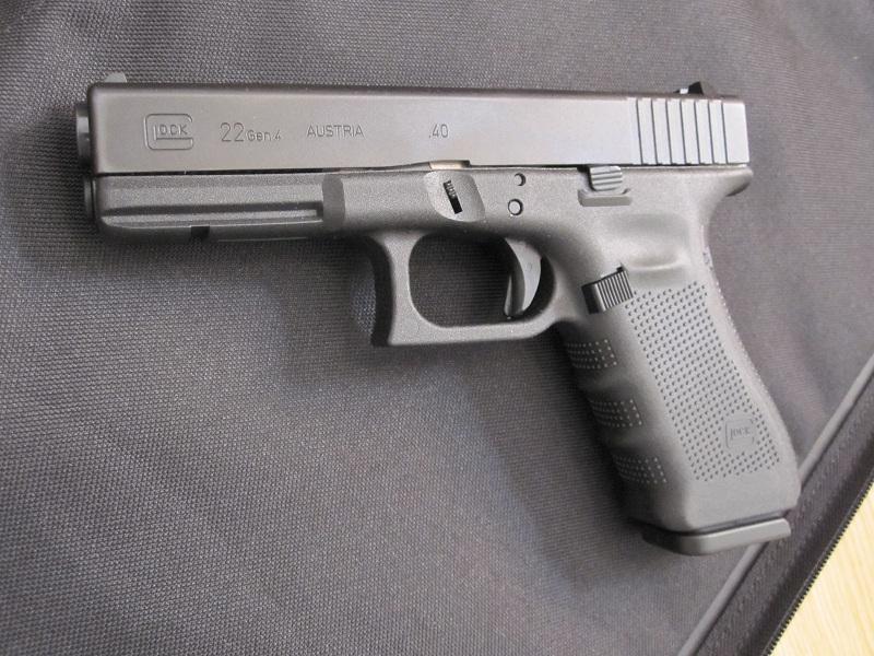 GLOCKS   G22 Gen 4.